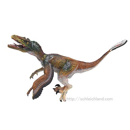 55055 Papo【ヴェロキラプトル(羽毛)】 |動物・恐竜フィギュアのZOOO!